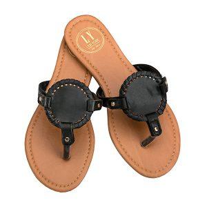 Sandal Black size 9